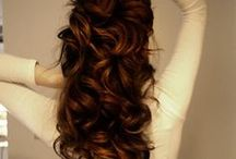 Hairstyles & Beauty Things / by Brittany Nichols