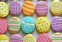 Everything Easter! / Easter Eggs - Fun activities - Creative food ideas - Traditional dishes - Easter themed events - Recipes - It's all a bit cute.