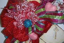 Wreaths!!! / by Rhonda Kanatzar