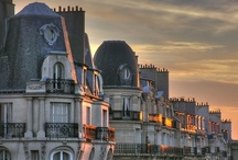 Paris / Inspiring City / by ARTnBED
