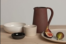 Ceramics & porcelain / Matt or shiny finishes, these objects are made of the finest china and the most precious porcelain.