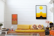 Home: Living room / Bohemian living rooms; lounge rooms; eclectic living rooms
