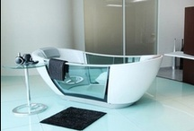 Tranquil Bathrooms / Designs for a Tranquil Bathroom.