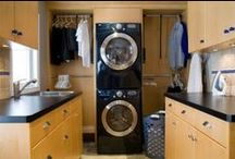 Laundry/Mud Room Ideas / Ideas for designing Laundry Rooms or Mud Rooms.