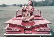 Pink Cadillacs / by Lou Ann Laughlin