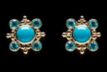 Something Blue / Blue gems (both literally and figuratively) for your special day or any day!
