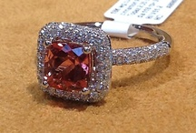 """Fall Jewelry / We're """"falling"""" for these autumn-hued gems."""