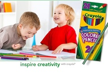 Crayola / With its famous line of crayons, markers and other art supplies, Crayola has been powering the imaginations of children and adults for generations.  / by OfficeSupply.com