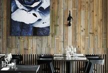 Inspiration : Cafes & Bars