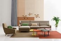 Take a seat on our comfy sofas!