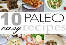 Gluten Free - Paleo - Nutella / Gluten Free Recipes, Paleo Recipes and Cookies, S'mores, Ganache Dip and more made with Nutella.