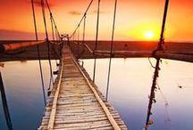 Paths, Roads & Bridges