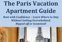 """The Paris Vacation Apartment Guide / Say BONJOUR to the beautiful city of lights with my new ebook, """"The Paris Vacation Apartment Guide"""" www.parisvacationapartmentguide.com (only 2.99!)"""