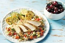 Food Editor: Diabetes Forecast / My recipes as the Food Editor of the awardwinning magazine, Diabetes Forecast! Healthy, delicious for people with pre diabetes, diabetes and heart disease. And just anyone who wants to eat healthier! So I guess that's everyone! Enjoy!