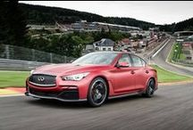#InfinitiEvolution / In celebration of Infiniti's 25th Anniversary we're taking you through the evolution of Infiniti from new models to innovative breakthroughs and from Q45 to Q50.