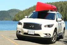 Canada Undiscovered / Follow Infiniti's exciting drive across Canada and get the chance to win your own trip to one of Canada's exciting discoveries!  Enter to win a weekend journey to one of these amazing destinations right here: http://canadaundiscovered.infiniti.ca/contest/ #CanadaUndiscovered