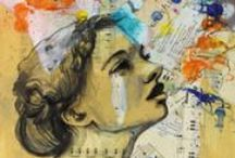 Art Inspiration / by Britt Isabella