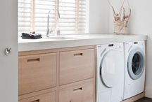Laundry room / by Kate Nelson