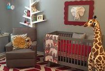 Baby Harris Nursery / Baby Boy Nursery