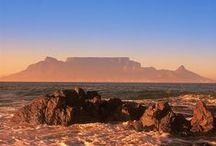 Cape Town - places