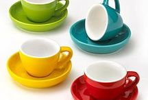 Colorful Coffee & Tea Sets / Colorful coffee, tea and espresso sets.