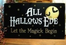 All Hallow's Eve / by Nicole Marie