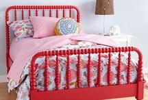Bedroom Ideas / by Abby Farnham