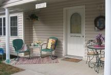 Ideas for Home decoration / by Tisha Haulenbeek Huffer