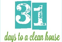Nice to Know: Clean, Organize & Other Tips / by Cindi Taylor-Johnson
