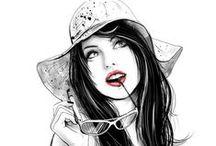 Illustration / by Renan Nevs