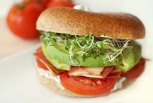 Sandwiches/Veggie Burgers