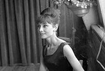 Audrey Hepburn  / by Majd S. A