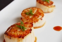 Recipes: Seafood / by Cindi Taylor-Johnson