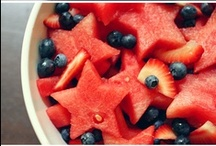 Fourth of July, Memorial Day, & Labor Day--Recipes, Crafts and Decorations / by Debbie Eudy