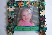 Preschool Crafts--Mother's, Fathers and Grandparents Day / by Debbie Eudy