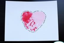 Preschool Crafts--Valentines Day / by Debbie Eudy
