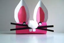 Preschool Crafts--Easter / by Debbie Eudy