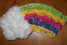 Preschool Crafts--Spring / by Debbie Eudy