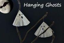 Preschool Crafts Halloween / by Debbie Eudy