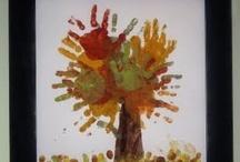 Preschool Crafts Fall / by Debbie Eudy
