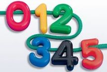 Numbers & Early Maths / Early maths resources to make maths and numeracy fun for early years children.