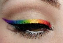 Make-Up / by Melissa Meow