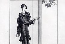 1920s Clothing& Fashion: Women / 1920 - 1929