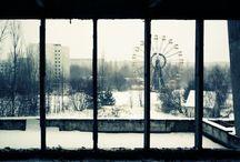 planet earth : chernobyl