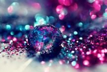 girly : glitter
