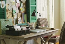 Office Space / by Abby Farnham