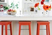 Kitchen Ideas / by Abby Farnham