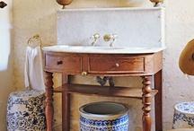 Bathroom Ideas / by Abby Farnham