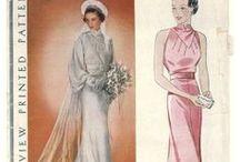 1930s Clothing & Fashion: Women / 1930 - 1939