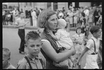 1930s - Everyday in the U.S.A.  / Documentary photography of life in the United States of America during the 1930s.